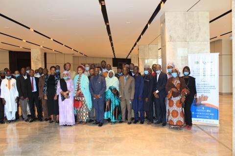 Lancement de la plateforme Niger Online